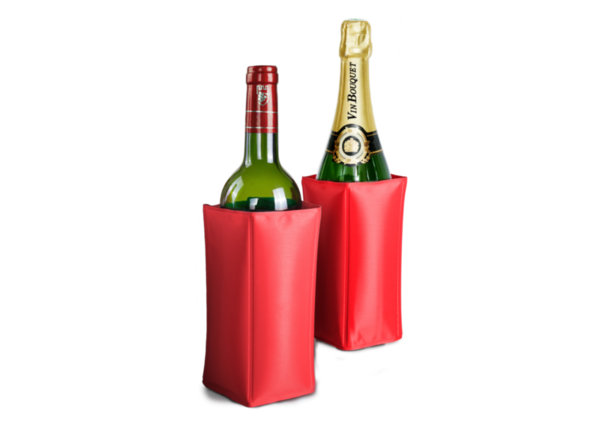 Vin Bouquet Охладител за бутилки - червен